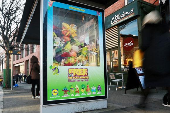 nrtwentyone • portfolio preview • Lidl Ireland Food Heroes Goodness Gang campaign