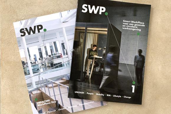 nrtwentyone • portfolio preview • SWP Magazine Concept design